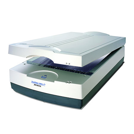 Large Format Photo Scanner - 3-4,ScanMaker 1000XL Plus