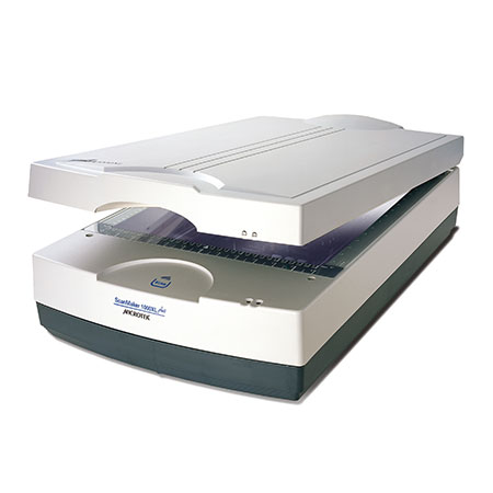 Pemindai Foto A3 - 1-2-1,ScanMaker 1000XL Plus