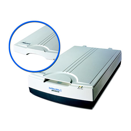 A3 Format Scanners - 1-2-2,ScanMaker 9800XL Plus